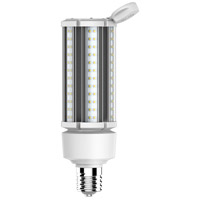 Satco S8989 Lumos LED Corncob Mogul E39 63 watt 277V 5000K Light Bulb Hi-Pro