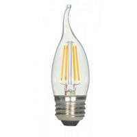 Satco S9264 Signature LED CA11 E26 4.50 watt 120V 2700K Light Bulb