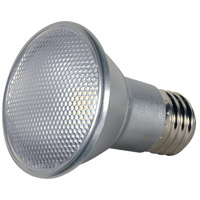 Satco S9405 Signature LED PAR20 LED Medium 7.00 watt 120V 2700K Light Bulb photo thumbnail