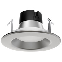 Satco S9744 Heartland LED Module Brushed Nickel and Frosted Recessed Fixture RetroFit