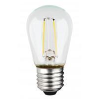 Satco S9807 Lumos LED S14 Medium E26 1 watt 120V 2700K Light Bulb