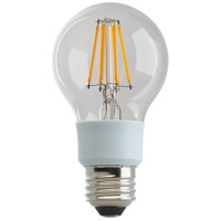 Satco S9846 Signature LED A19 Medium 9 watt 120 3000K Light Bulb LED Filament