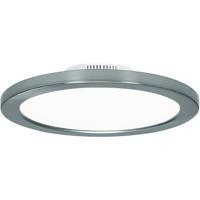 Satco S9884 Blink LED 7 inch White Flush Mount Ceiling Light RetroFit