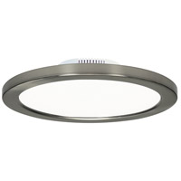 Satco S9887 Blink LED 9 inch White Flush Mount Ceiling Light RetroFit