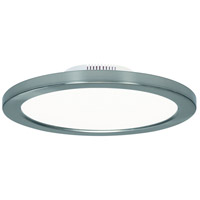 Satco S9888 Blink LED 9 inch White Flush Mount Ceiling Light RetroFit