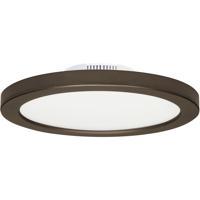 Satco S9889 Blink LED 9 inch White Flush Mount Ceiling Light RetroFit