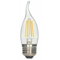 Satco S9965 Signature LED CA11 Medium 5.5 watt 120 2700K Light Bulb LED Filament