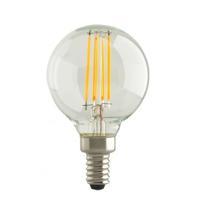 Satco S9988 Signature LED G16.5 Candelabra 4.5 watt 120V 2700K Light Bulb