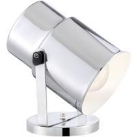 Satco SF77/397 Heartland Polished Chrome 75.00 watt 1 Light Plant Lamp