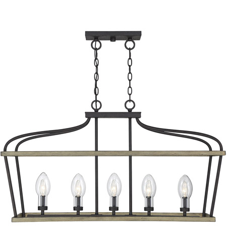 Weathervane Glass Outdoor Chandeliers