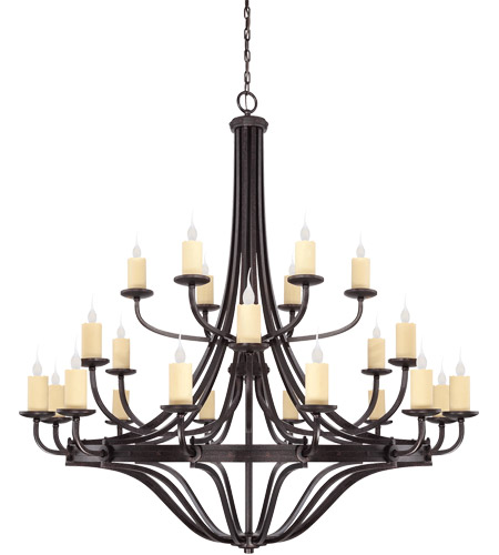 Savoy house 1 2018 24 05 elba 24 light 60 inch oiled copper chandelier ceiling light