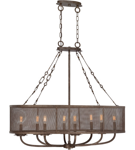Savoy House Nouvel 8 Light Chandelier in Galaxy Bronze 1-2501-8-42 photo