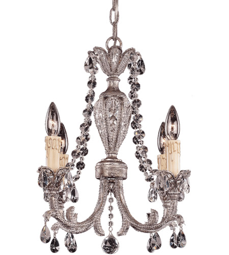Savoy house signature 4 light chandelier in distressed silver 1 3742 savoy house signature 4 light chandelier in distressed silver 1 3742 4 47 aloadofball Choice Image