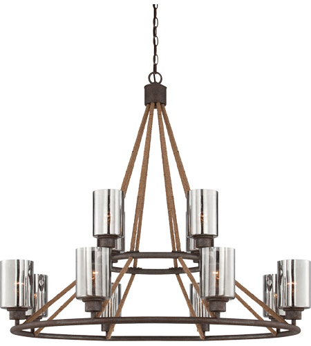 Savoy house 1 5152 12 32 maverick 12 light 40 inch artisan rust savoy house 1 5152 12 32 maverick 12 light 40 inch artisan rust chandelier ceiling light mozeypictures Images