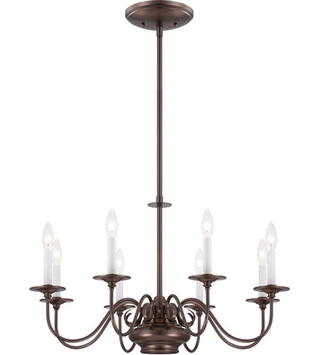 Savoy House Bancroft 9 Light Chandelier in Oiled Burnished Bronze 1-5451-8-28 photo