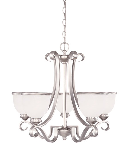 Savoy House Willoughby 5 Light Chandelier in Pewter 1-5775-5-69 photo