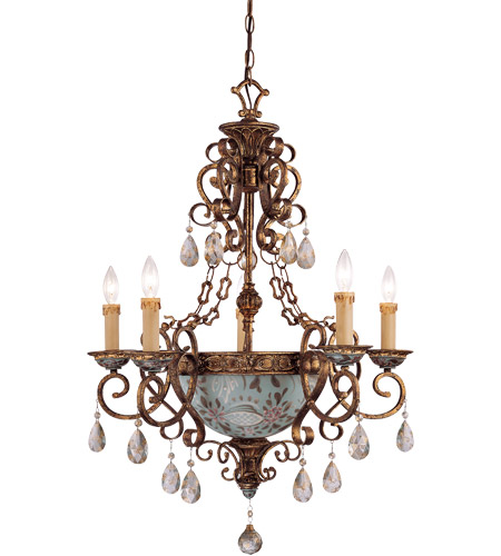 Savoy house tracy porter celestine 5 light chandelier in vintage savoy house tracy porter celestine 5 light chandelier in vintage gold 1 8802 5 300 aloadofball Choice Image