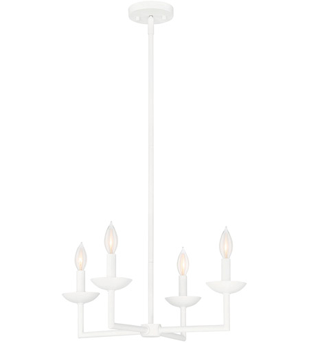 Savoy House 1-9030-4-82 Piper 4 Light 20 inch Porcellena Chandelier Ceiling Light photo