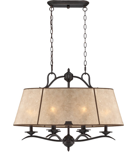 Savoy House Kennebec 6 Light Chandelier in Slate 1-9621-6-25 photo