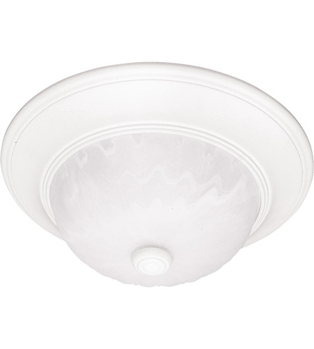 Savoy House Signature 2 Light Flush Mount in Matte White 11264-80 photo