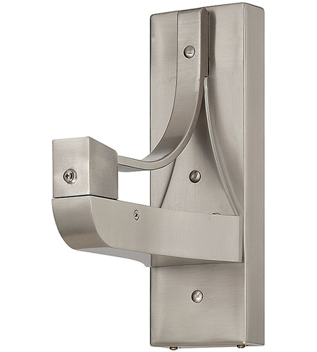 Savoy House Sleep Fan Wall Bracket Fan Accessory in Satin Nickel 12-SF-BRACKET-SN