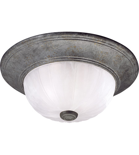 Savoy House Ceiling Lighting Flush Mount In Texas Bat Silver 13264 27 Photo