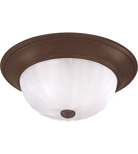 Savoy House Signature 2 Light Flush Mount in Brownstone 13264-BN photo