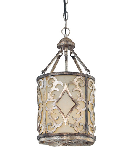 Savoy House Foyer Pendant : Savoy house champaign light foyer pendant in oxidized