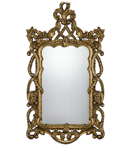 Savoy House 4-ASF05024-218 Valerie 63 X 36 inch Rich Gold Mirror Home Decor photo