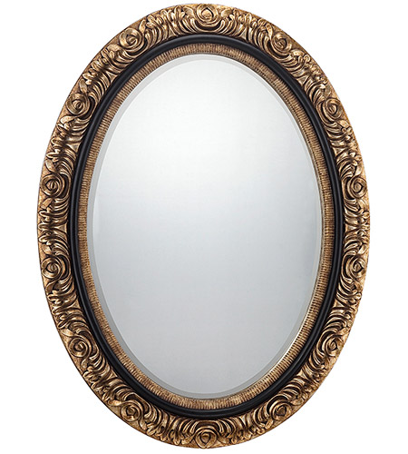 Savoy House Jasmine Mirror in Gold 4-BLGFOV05122
