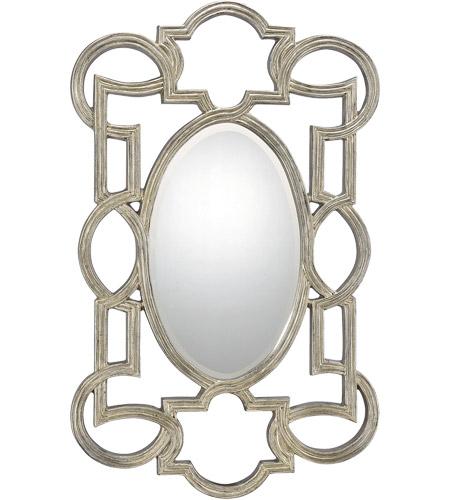 Savoy House Diana Mirror in Silver 4-BLSFOV05048