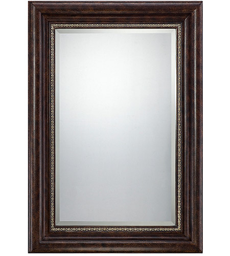 Savoy House Rhonda Mirror in Woodtone 4-DWF3763-183 photo