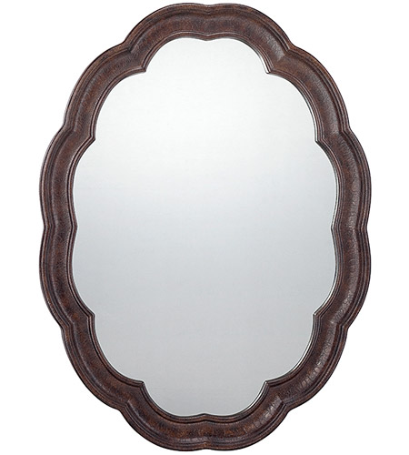 Savoy House Lighting Cassie Mirror in Woodtone 4-F05090-231 photo