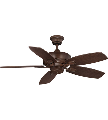 Savoy House 42-830-5RV-129 Wind Star 42 inch Espresso with Walnut/Chestnut Blades Ceiling Fan photo