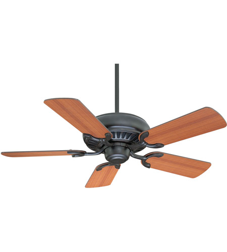 Savoy House Pine Harbor Ceiling Fan in English Bronze 42-SGC-5RV-13