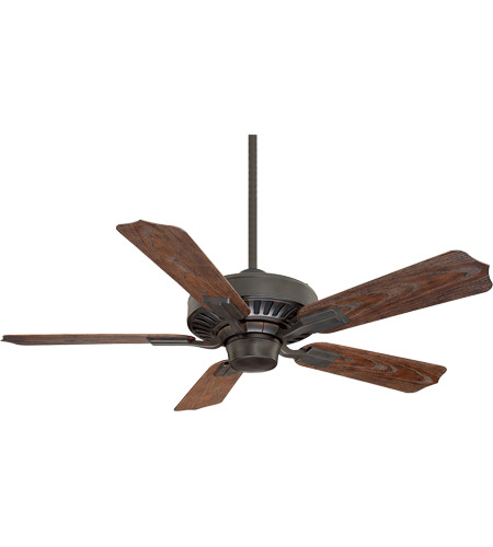 Savoy House Lancer II Ceiling Fan in English Bronze 43-925-5WA-13