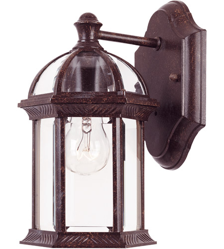 Savoy House 5-0629-72 Kensington 1 Light 11 inch Rustic Bronze Outdoor Wall Lantern photo
