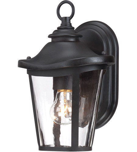 Savoy House Freemont 1 Light Outdoor Wall Lantern in Black 5-1140-BK photo