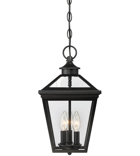 Savoy house 5 146 bk ellijay 3 light 9 inch black outdoor hanging savoy house 5 146 bk ellijay 3 light 9 inch black outdoor hanging lantern mozeypictures Images