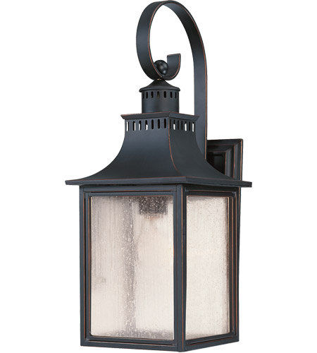 Savoy House 5-258-25 Monte Grande 1 Light 18 inch Slate Outdoor Wall Lantern photo