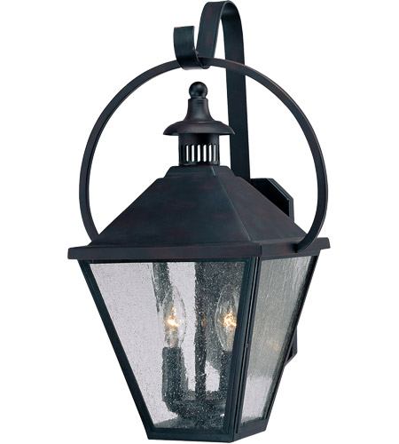 Savoy House Royal Street 2 Light Outdoor Wall Lantern in English Bronze 5-4001-13 photo