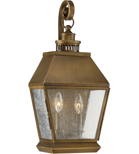 Savoy House Maple 2 Light Outdoor Wall Lantern in Burnished Copper 5-5891-36 photo