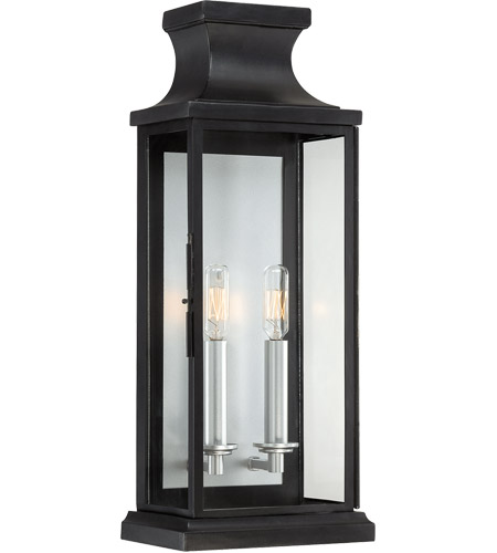 Savoy House 5-5911-BK Brooke 2 Light 20 inch Black Outdoor Wall Lantern photo