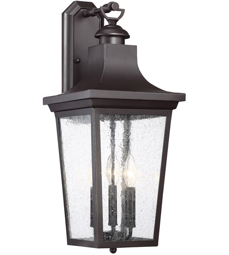 Glass Randolph Outdoor Wall Lights