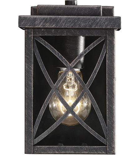 Savoy House 5-700-113 Norwalk 1 Light 8 inch Brushed Bronze Outdoor Wall Lantern photo