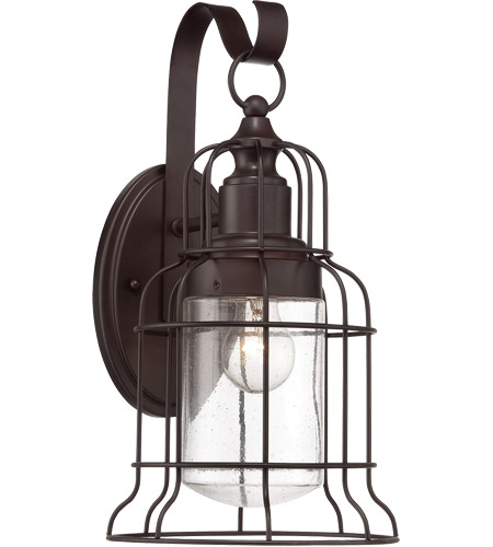 Savoy House Scout 1 Light Outdoor Wall Lantern In English
