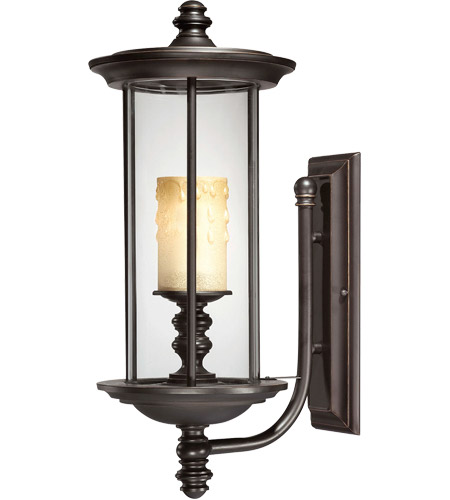 Savoy House Chestatee 1 Light Outdoor Wall Lantern in English Bronze w/Gold 5-8712-213