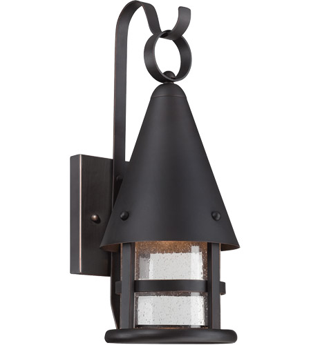 Savoy House Woodsmith 1 Light Dark Sky Outdoor Wall Lantern in Slate 5-9500-DS-25 photo