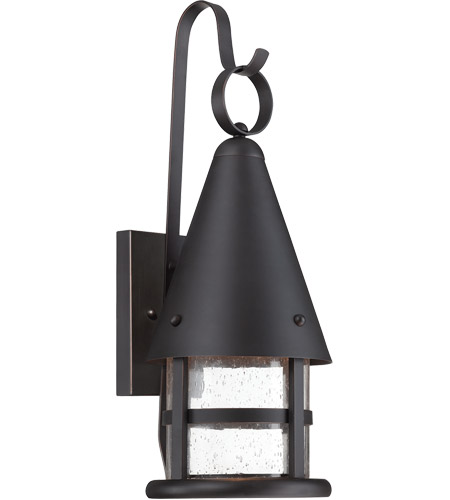 Savoy House Woodsmith 1 Light Dark Sky Outdoor Wall Lantern in Slate 5-9501-DS-25 photo