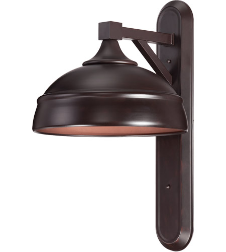 Savoy House 5-9580-DS-13 Belfrey 1 Light 24 inch English Bronze Outdoor Wall Lantern photo